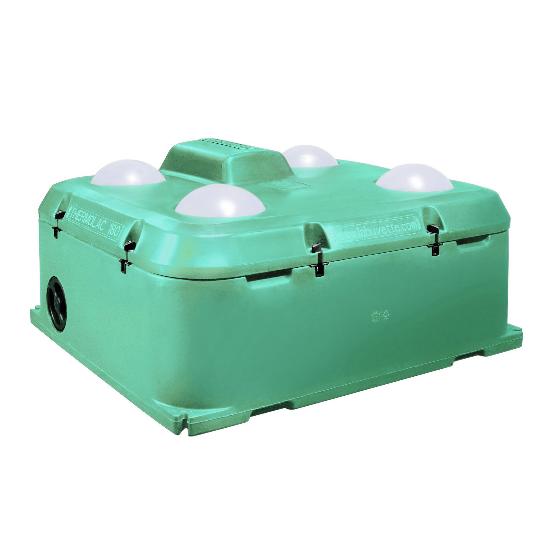 Abreuvoir antigel isotherme THERMOLAC 180 GV à boules
