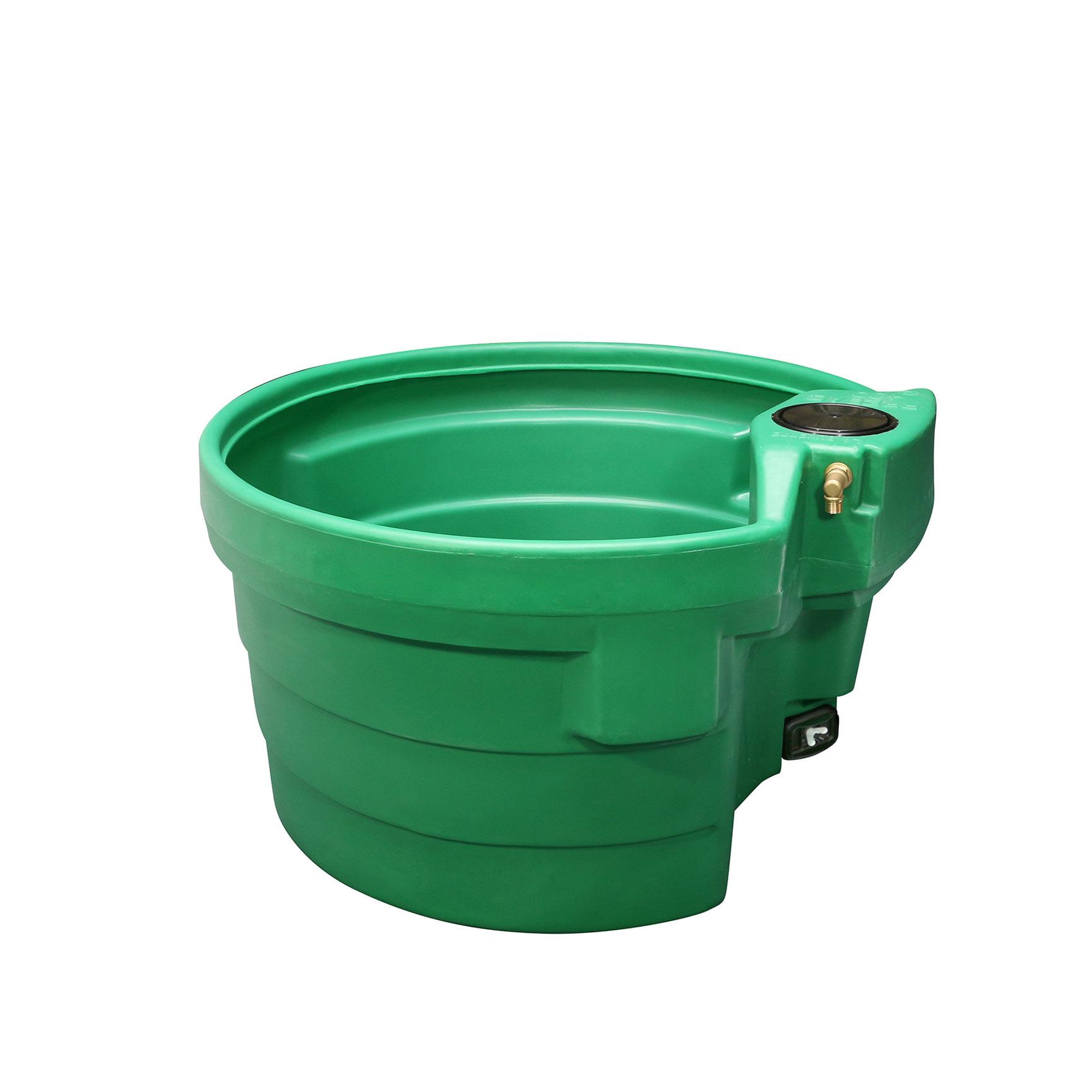 Bac de pâture circulaire PREBAC 400 litres