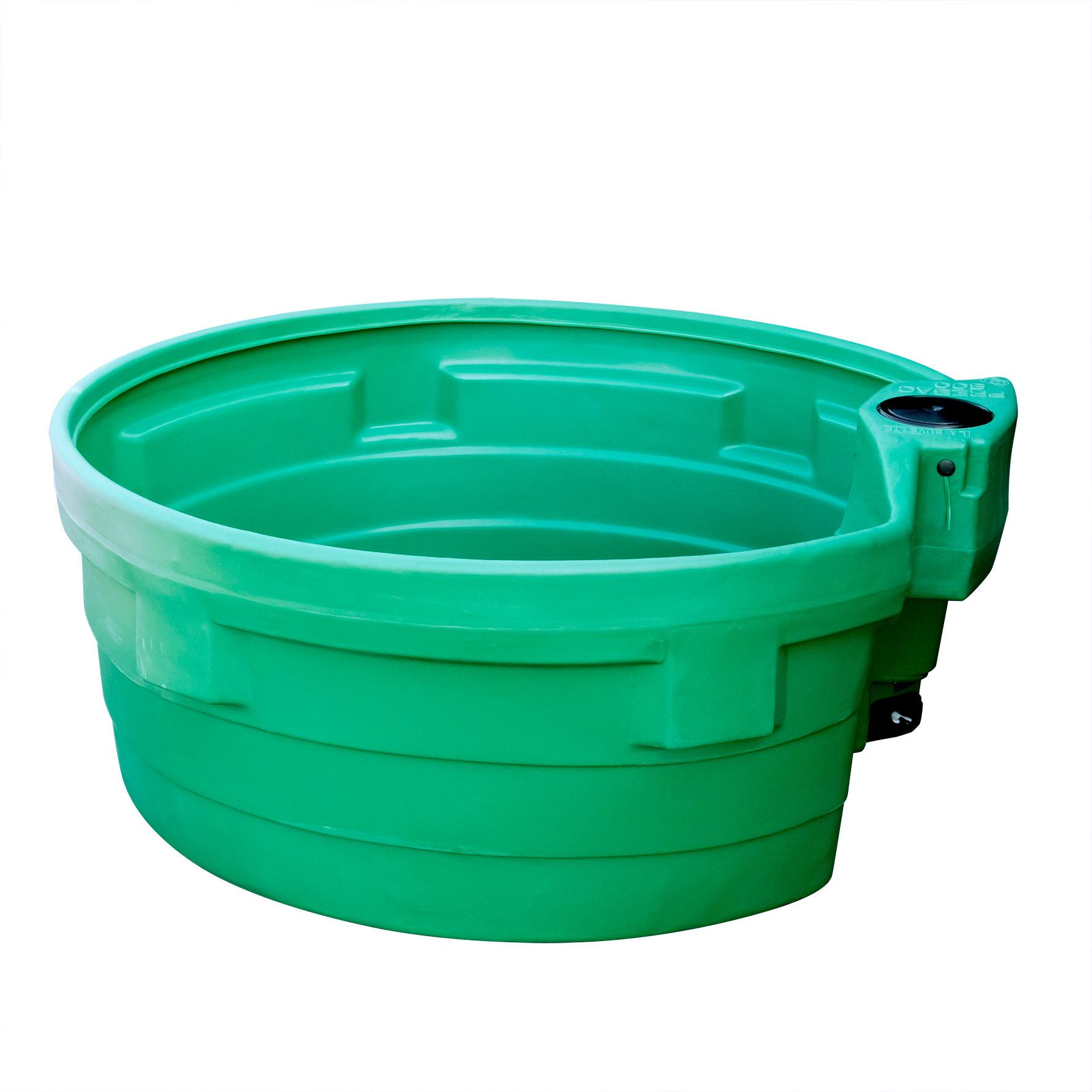Bac de pâture circulaire PREBAC 800 litres
