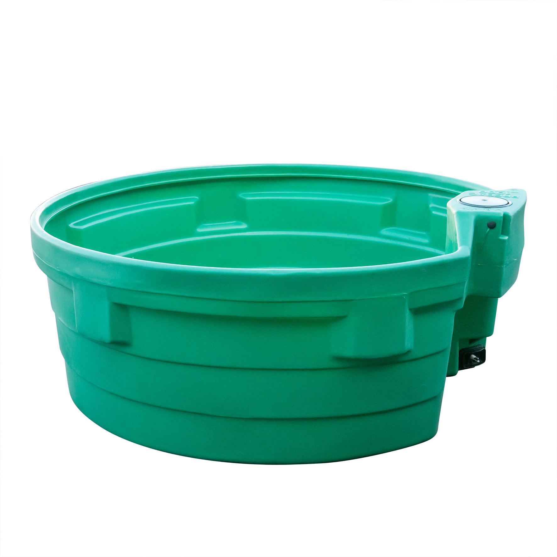 Bac de pâture circulaire PREBAC 1000 litres