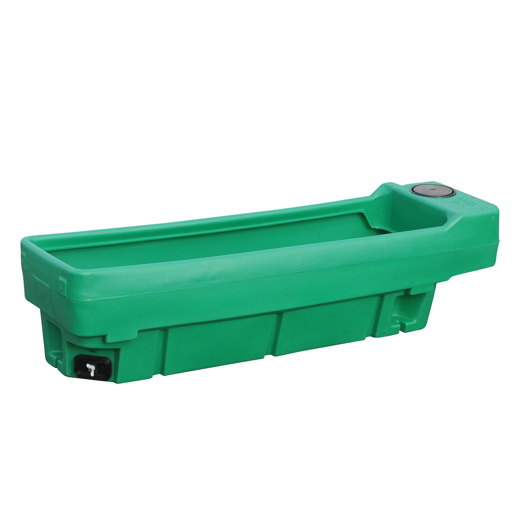 Bac de pâture rectangulaire PREBAC 200 litres
