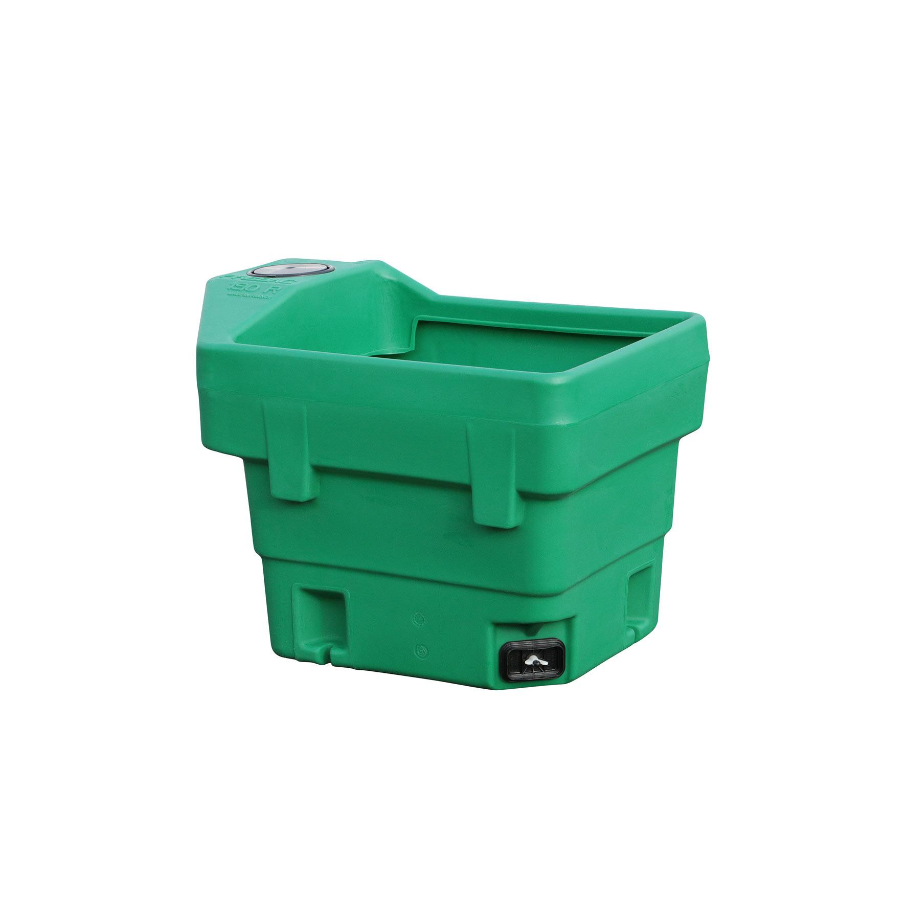 Bac de pâture rectangulaire PREBAC 190 litres