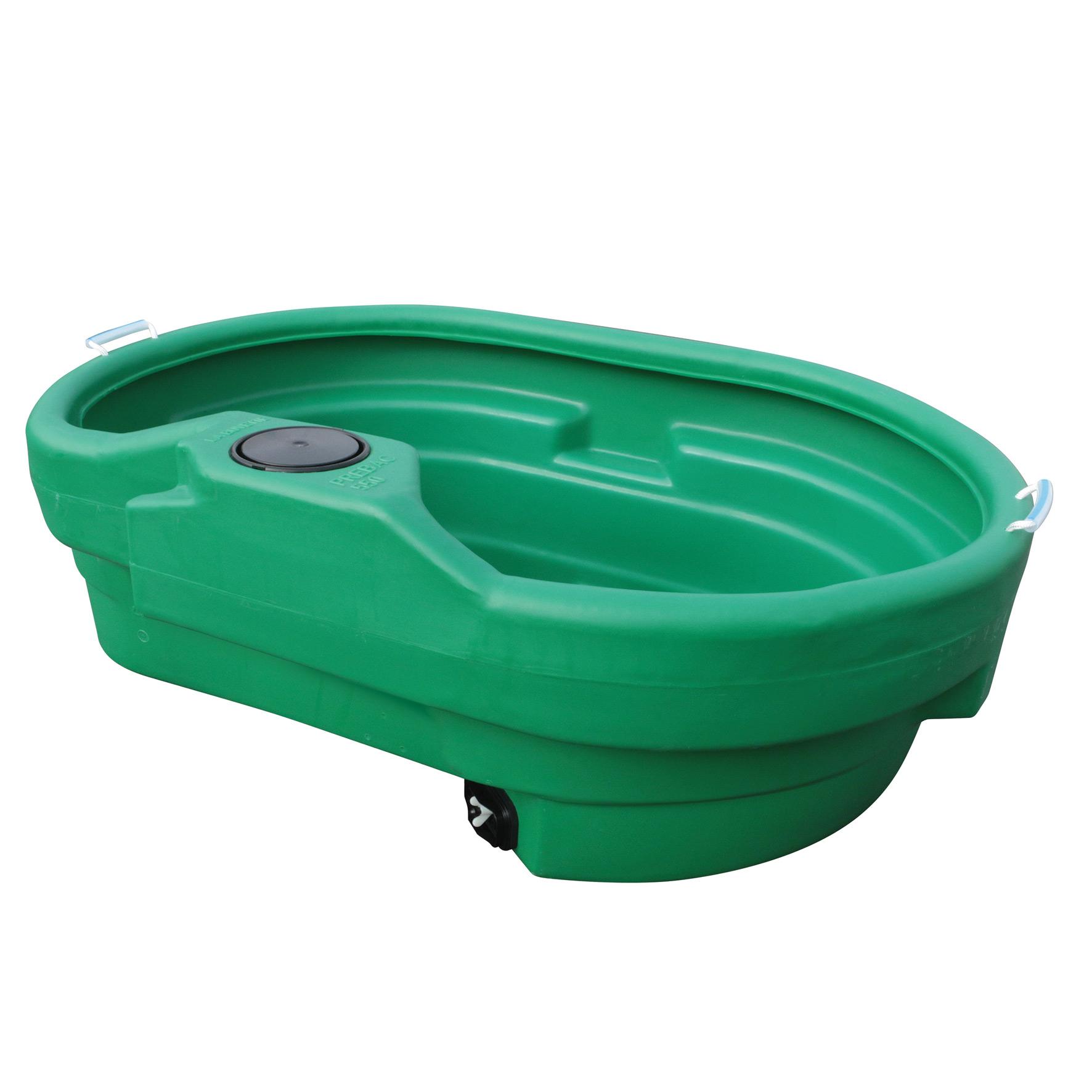 Bac de pâture ovale PREBAC 400 litres