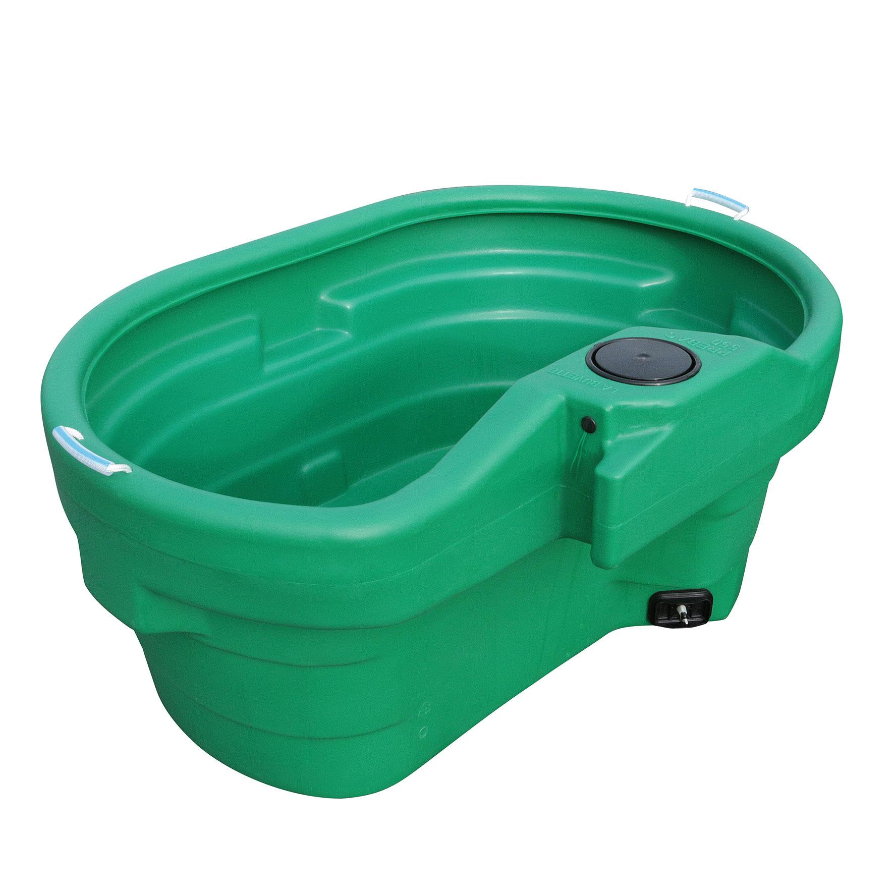 Bac de pâture ovale PREBAC 550 litres