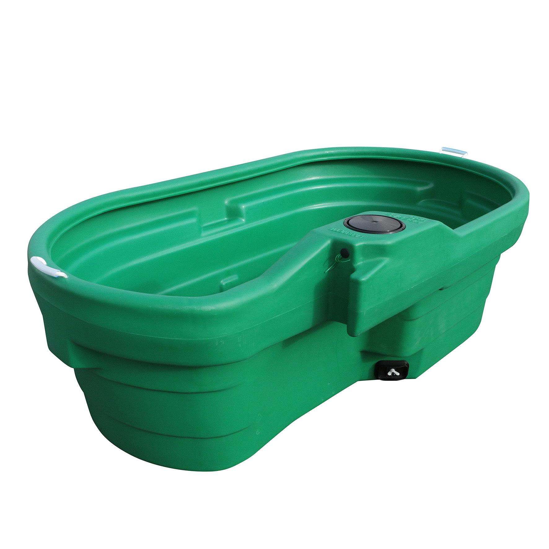 Bac de pâture ovale PREBAC 950 litres