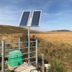 Pompe solaire SOLAR-FLOW STOCKAGE 12 V