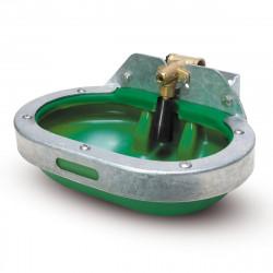 F25 Abreuvoir anti-lapage pour bovins (rob. inox)