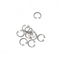 SACHET CIRCLIPS INT 18 INOX X10