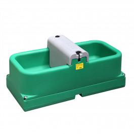 Abreuvoir antigel électrique double-accès ISOBAC 160 W.