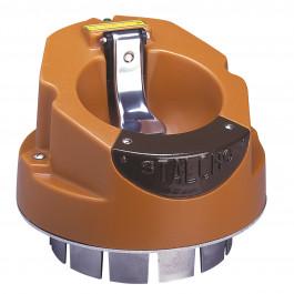 Abreuvoir électrique chauffant à palette inox STALCHO 80W