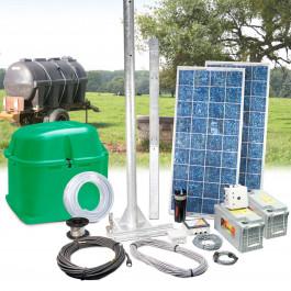 Pompe solaire autonome SOLAR-FLOW