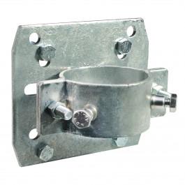 Fixation d'abreuvoir sur poteau Ø102 mm