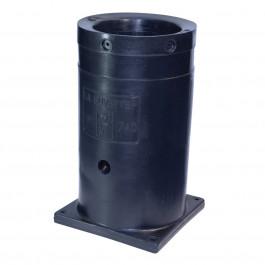 Buse PE isolée H740 mm pour abreuvoirs antigel