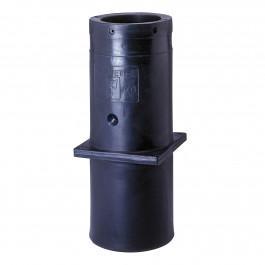 Buse PE isolée H1000 mm pour abreuvoirs antigel