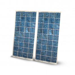 2 panneaux solaires préparés SF24v
