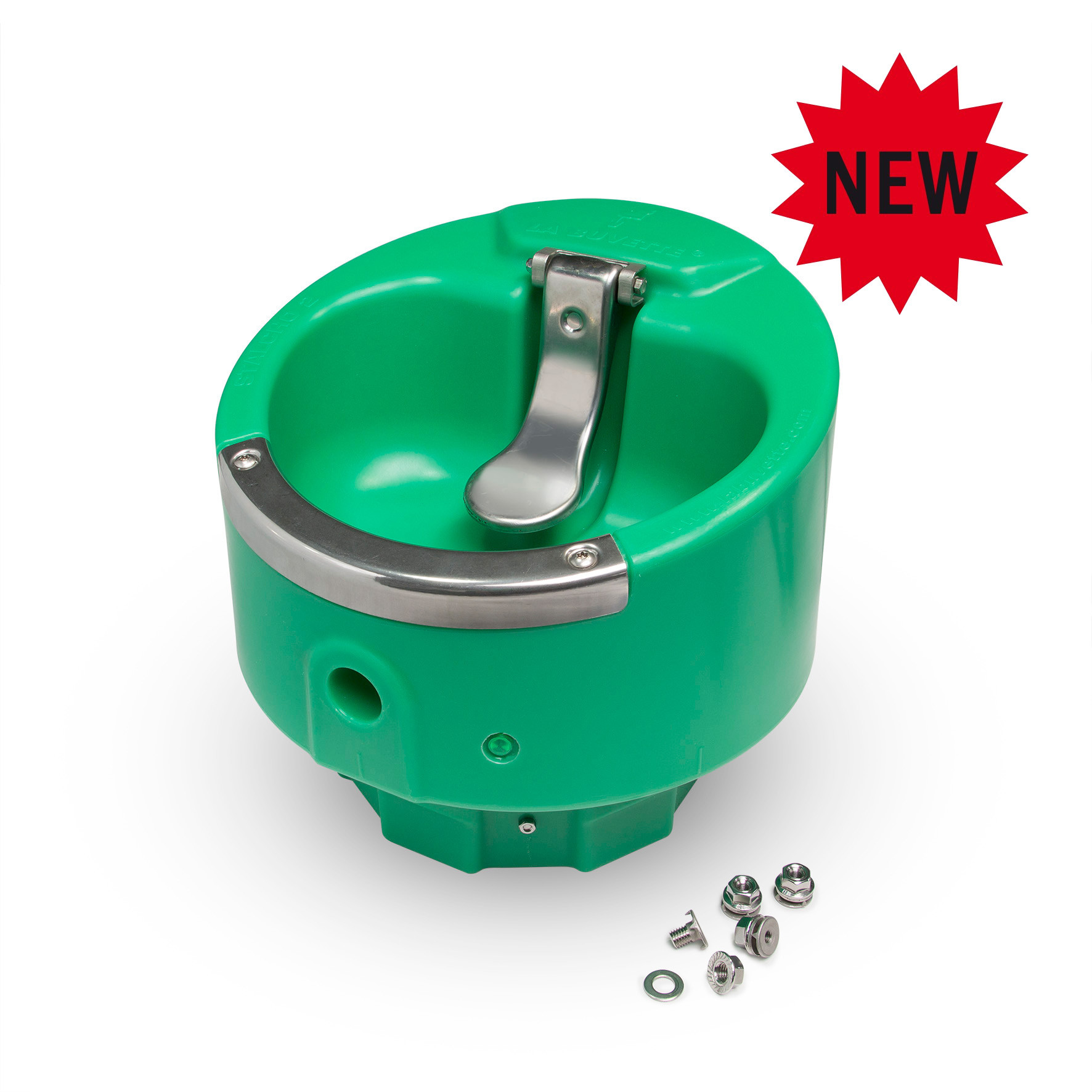NEW Frost-free drinking bowl with paddle valve STALCHO2