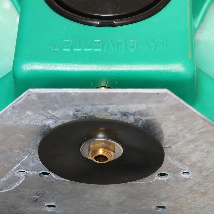 BIGLAC 55T branchement hydraulique