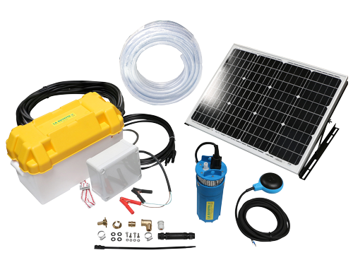 SOLAR-BASIC kit pompage solaire