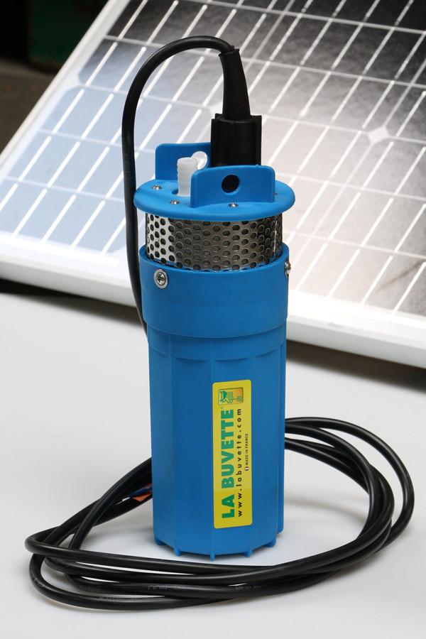 SOLAR-BASIC pompe immergée