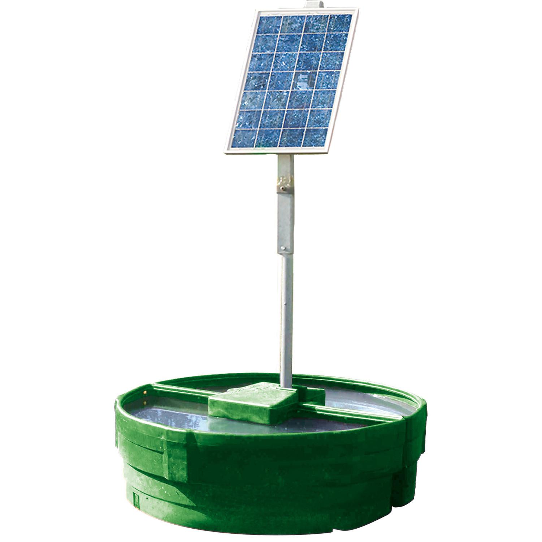 Abreuvoir à pompe solaire SOLAR-FLOW 900 L