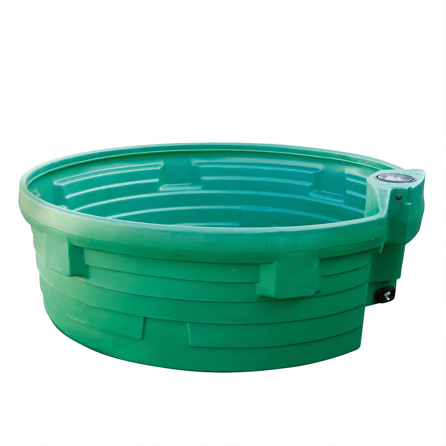 Bac de pâture circulaire PREBAC 1200 litres