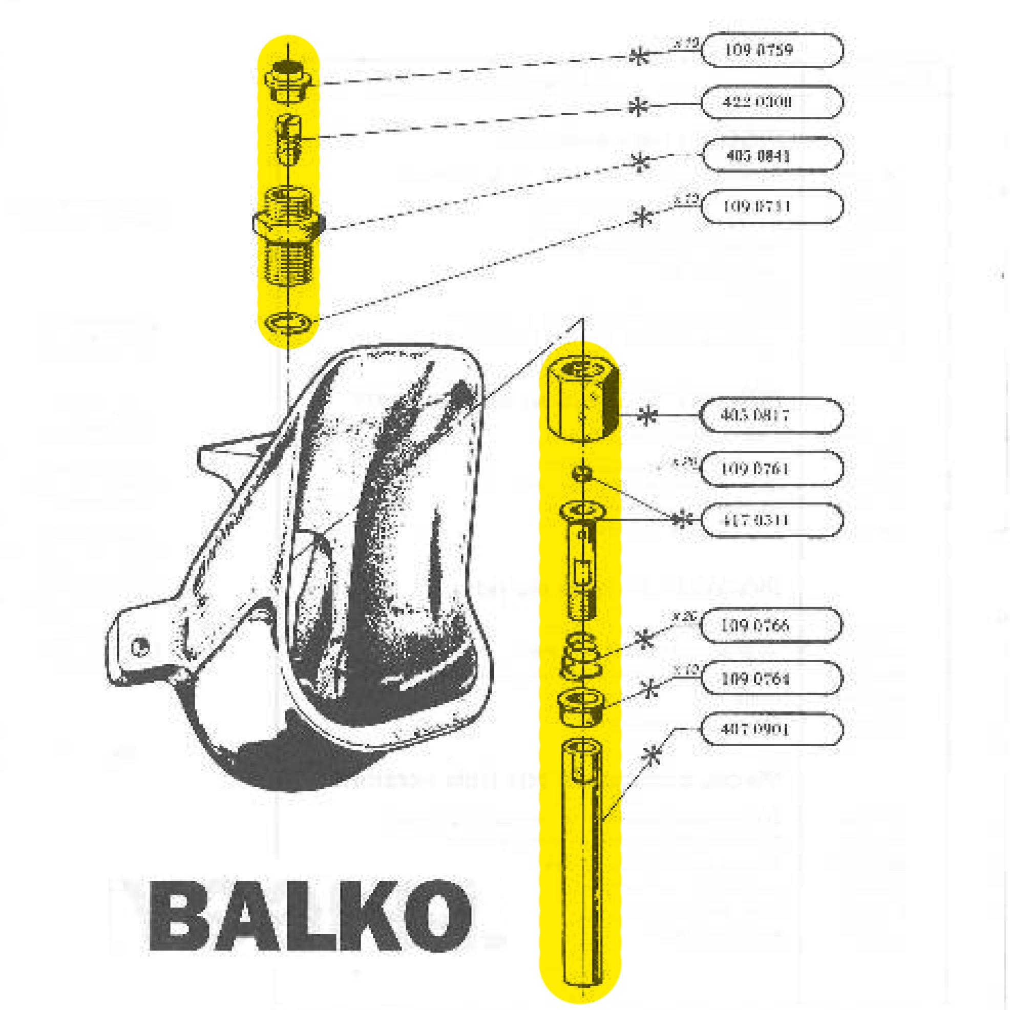 ENS RENOV ROBINET BALKO
