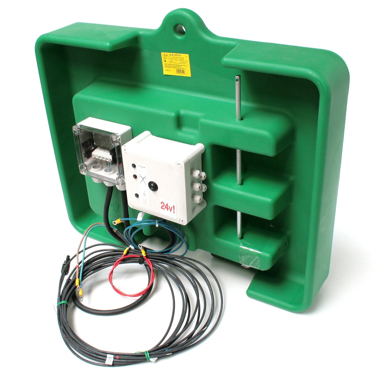 CAPOT COMPLET ELEC SF 24V