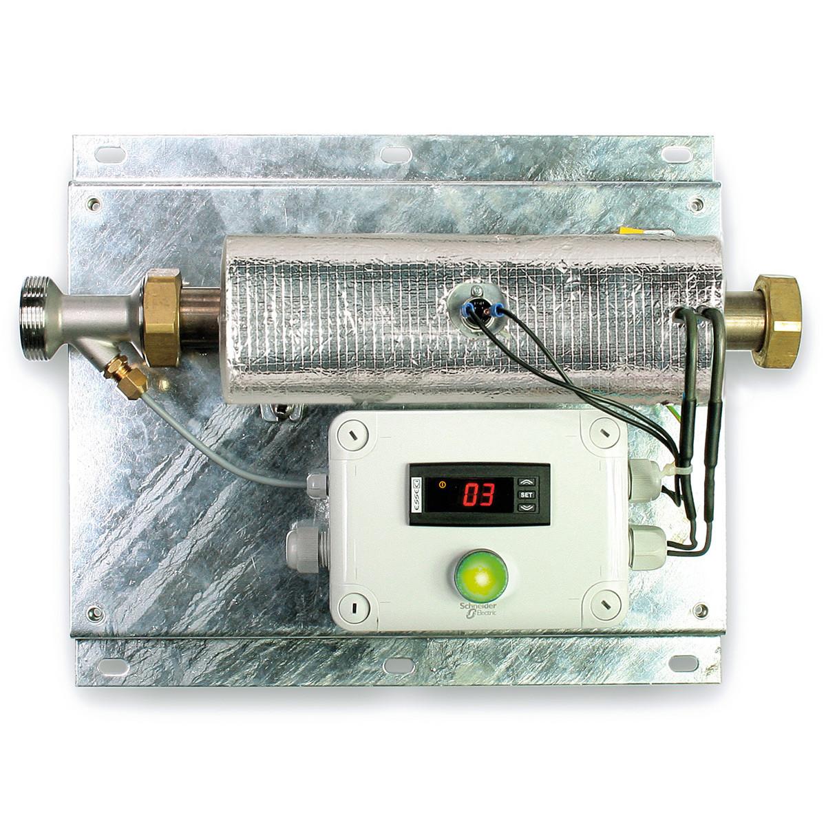 réchauffeur de circuit Thermoflow sans capot