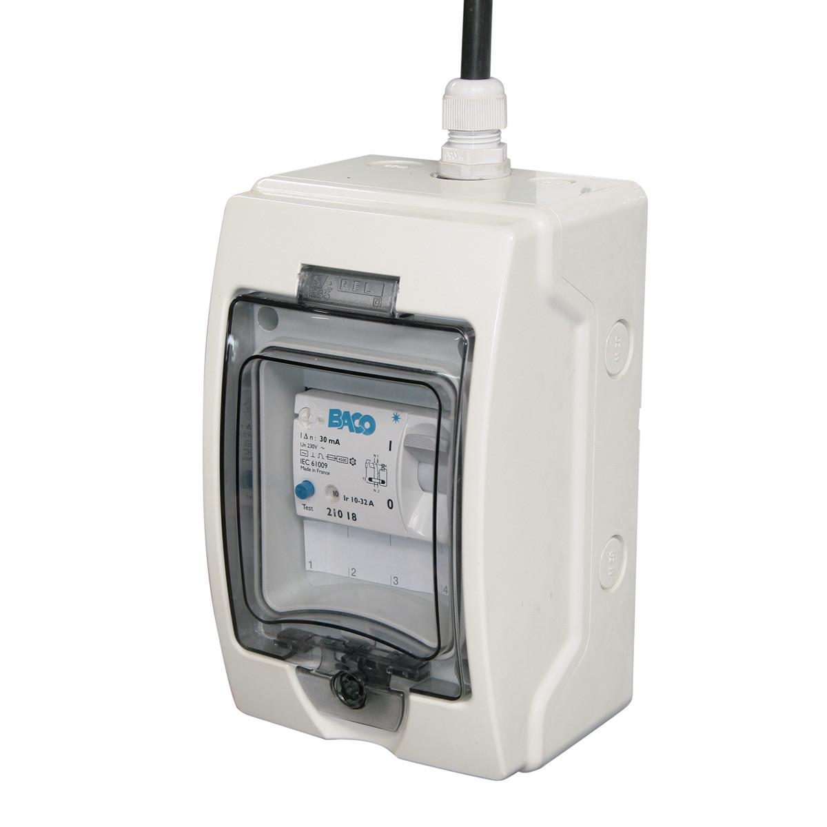 Disjoncteur 30 mA - A520