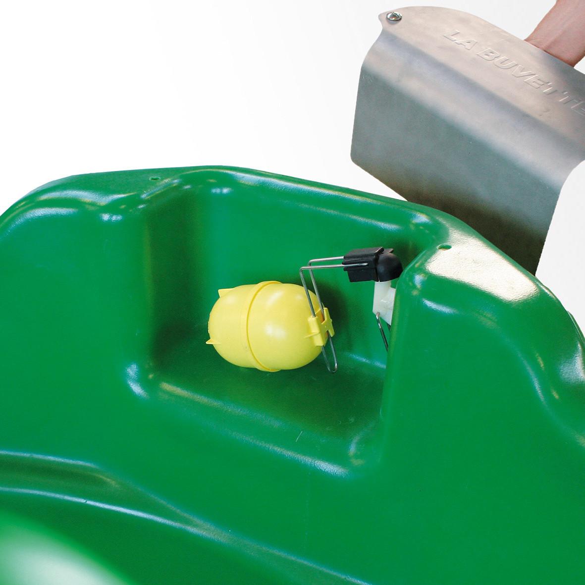 Kit robinetterie flotteur INTERBAC A623