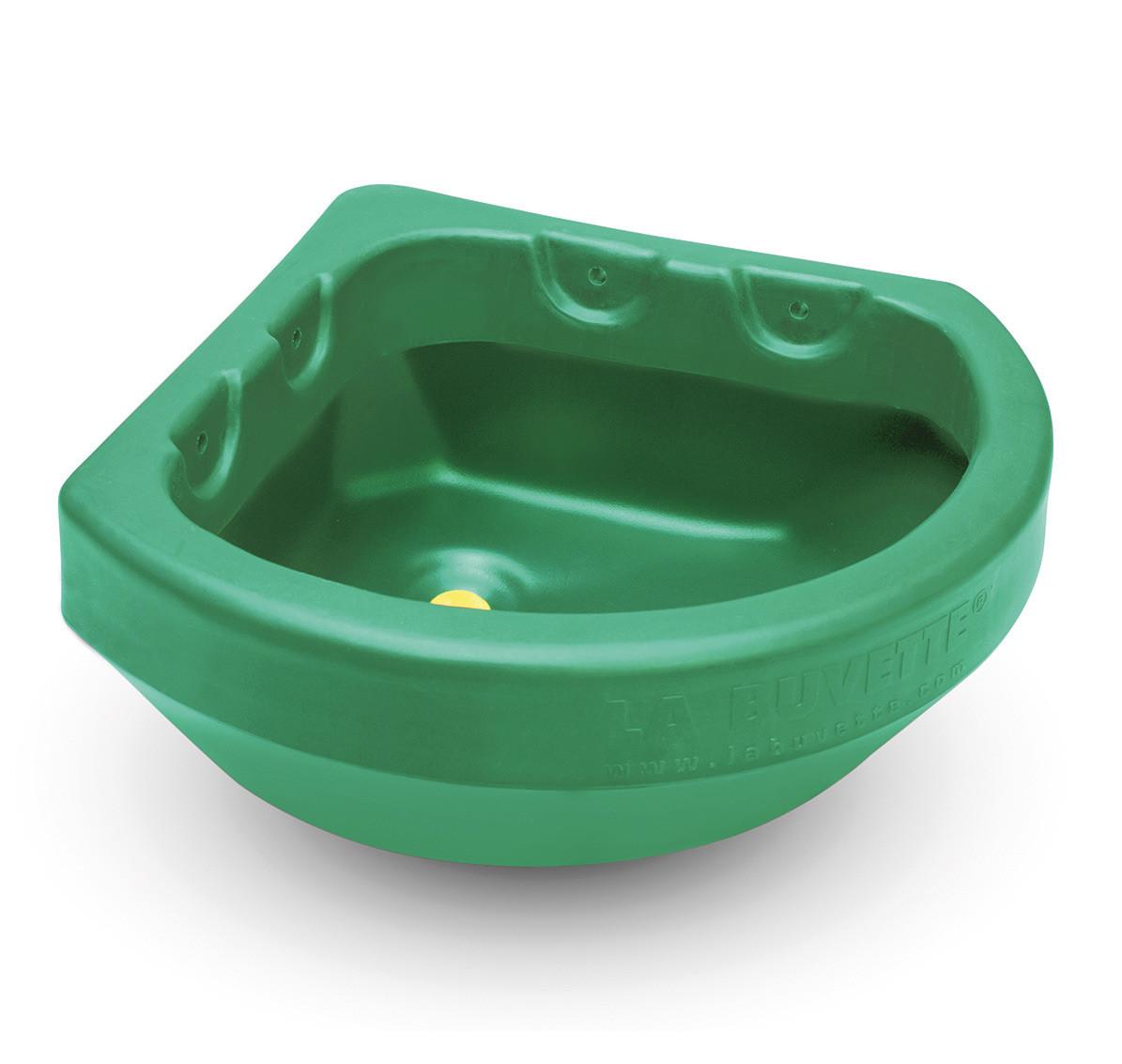Mangeoire cheval pour angle de box - anti gaspillage
