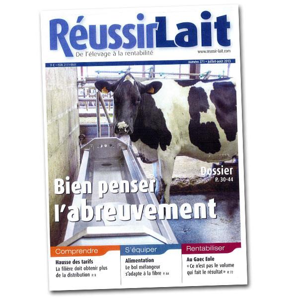 Dossier abreuvement élevage laitier