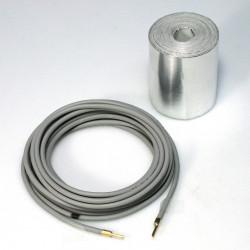 Câble chauffant 24v-22W pour arrivée d'eau