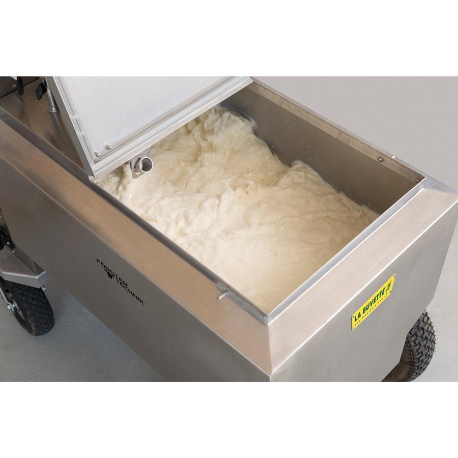 Chariot à lait MILCHMOBIL 4x4 200 L