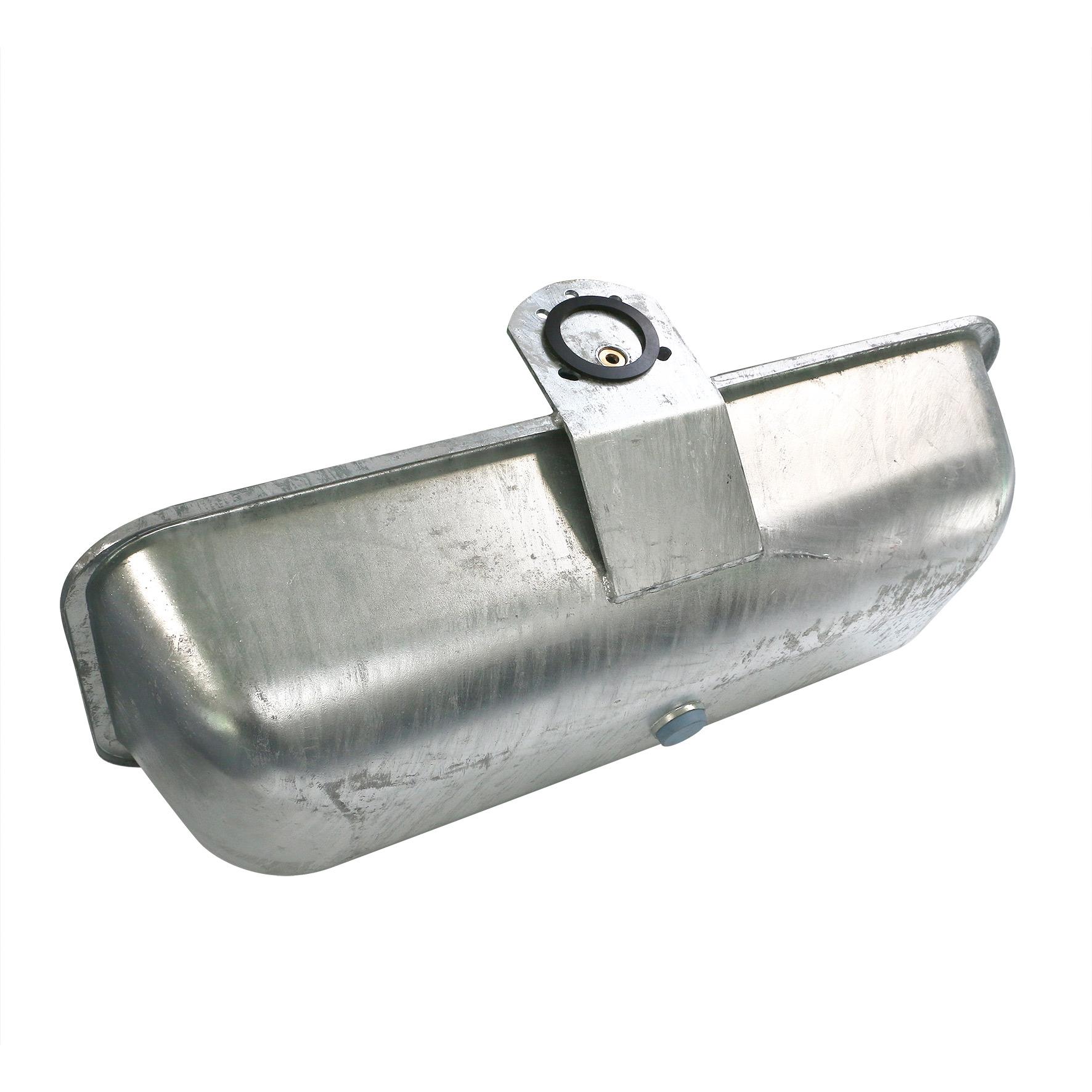 GALVALAC 65 T Abreuvoir double pour tonne à eau