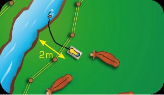 Schema position pompe de prairie